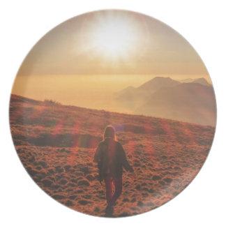 Sunshine - Dawn or Dusk Plate