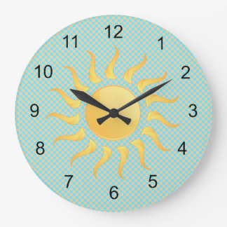 Sunshine Design Clock