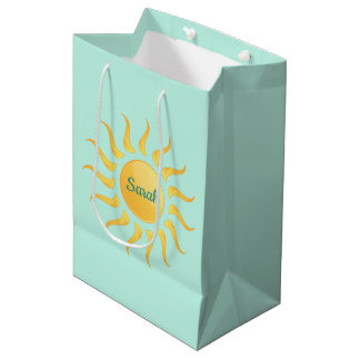 Sunshine Design Gift Bag
