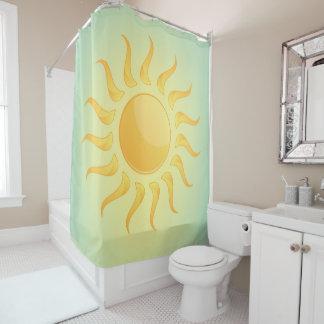 Sunshine Design Shower Curtain