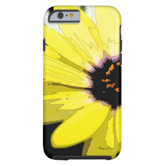 Sunshine Fanciful Floral Phone Case By Suzy 2.0