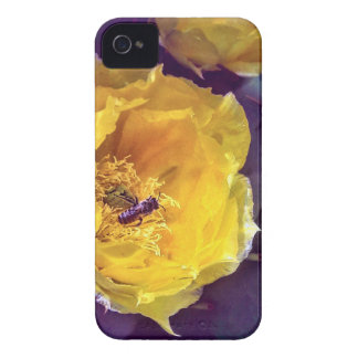 Sunshine, Flowers and Bees. Nature-Themed. Case-Mate iPhone 4 Cases