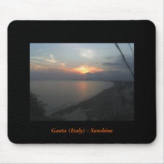 Sunshine in Gaeta (Italy) Mousepad