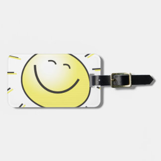 Sunshine.jpg Luggage Tag