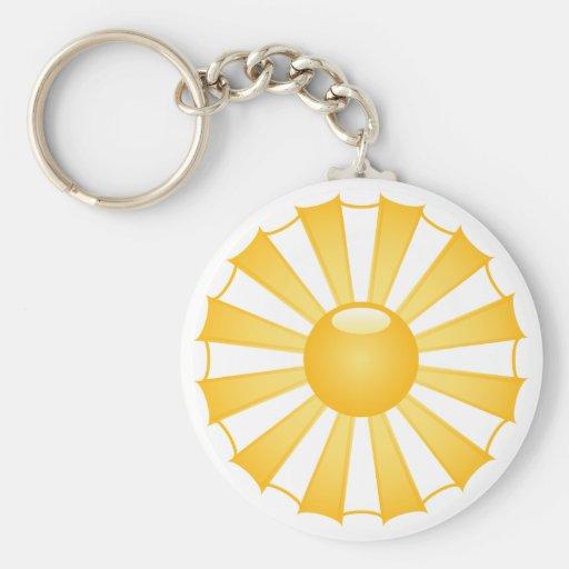 Sunshine Key Chains