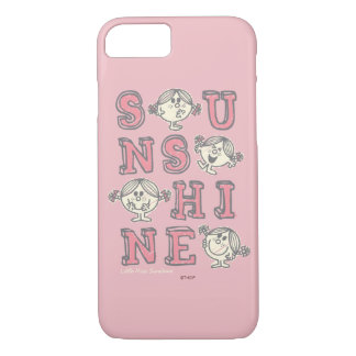 Sunshine Letters iPhone 8/7 Case