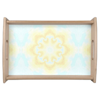 Sunshine Mandala Serving Tray