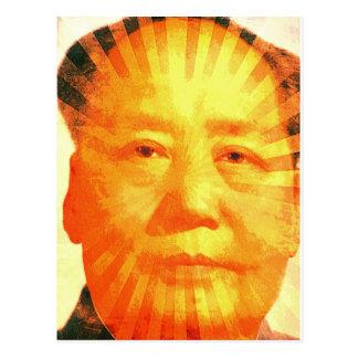 Sunshine Mao Post Card