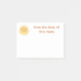 Sunshine Notepad
