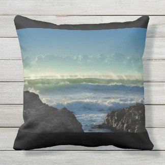 Sunshine on the Beach Outdoor Cushion