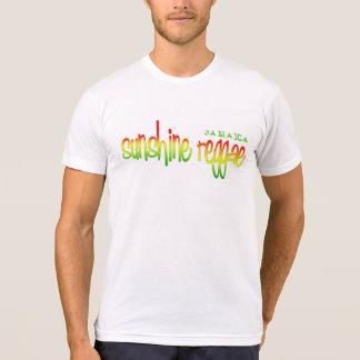 Sunshine Reggae - Jamaica T-Shirt