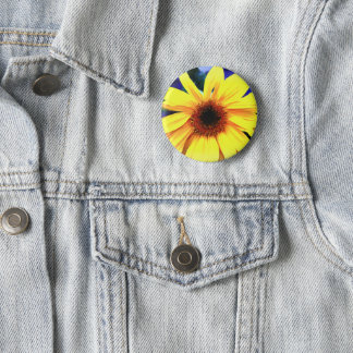 Sunshine Round Button