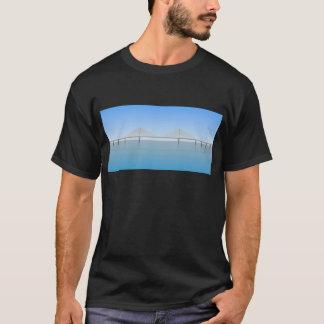 Sunshine Skyway Bridge: Tampa Bay: T-Shirt