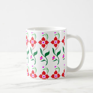 Sunshine Spring Flowers Coffee Mugs