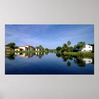 Sunshine state, Florida, beautiful Poster