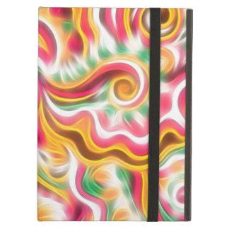 Sunshine Swirls iPad Air Case