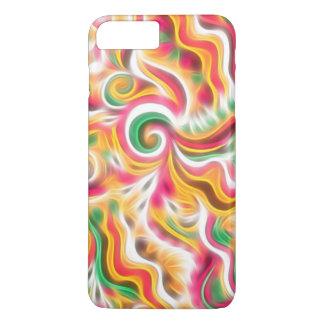 Sunshine Swirls iPhone 7 Plus Case