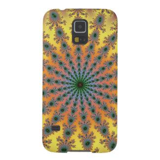 Sunshine Tie-Dye Boho Starburst Galaxy S5 Case