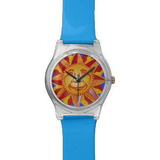 Sunshine Time Wristwatch
