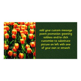 Sunshine Tulips Card