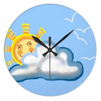 sunshine wall clocks