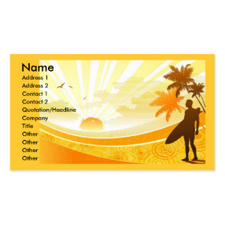 sunshine_widescreen_vector-1920x1200, Name, Add... Business Card Template