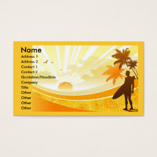sunshine_widescreen_vector-1920x1200, Name, Add... Business Card