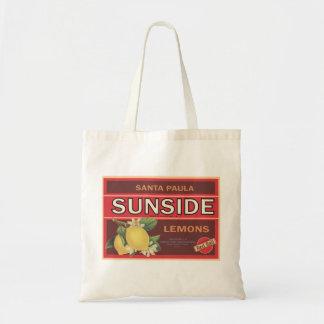 Sunside Budget Tote Bag