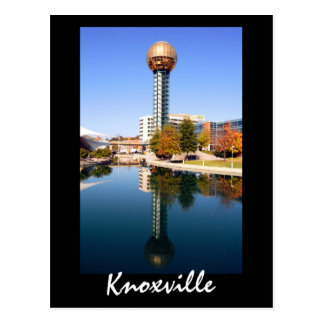 Sunsphere, Knoxville, Tennessee Postcard