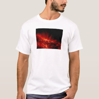Sunspot loops in ultraviolet shirt