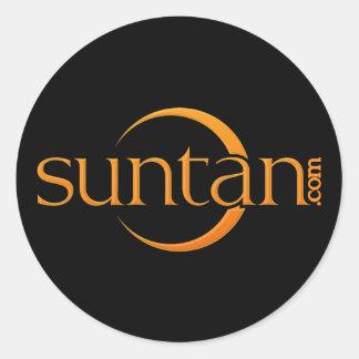 Suntan.com Stickers
