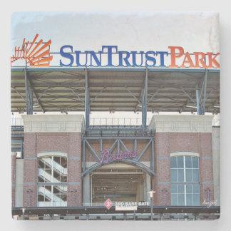 Suntrust Park, Atlanta, Marble Coaster