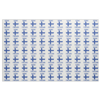 SUOMI FINLAND custom fabric
