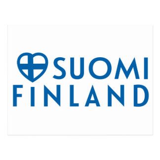 Suomi - Finland postikortti Postcard
