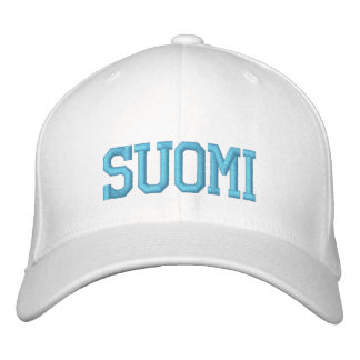 SUOMI (Finland) Wool Cap
