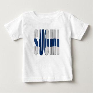 Suomi flag shirts