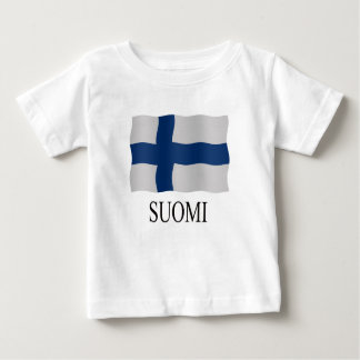 Suomi flag t-shirts