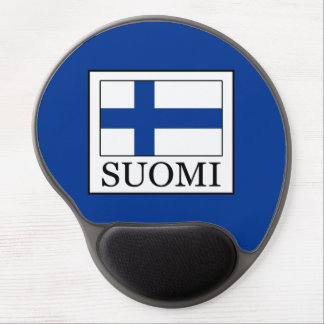 Suomi Gel Mouse Pad