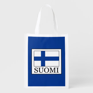 Suomi Reusable Grocery Bag