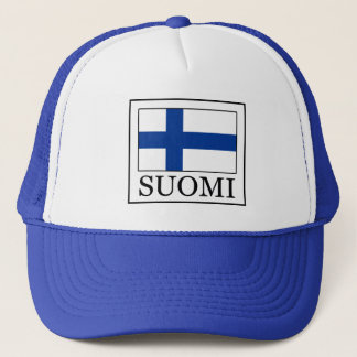 Suomi Trucker Hat