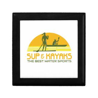 SUP and Kayak Water Sports Retro Gift Box