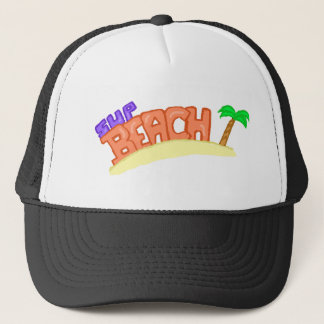 Sup Beach hat