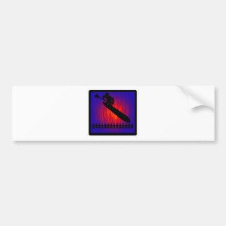 SUP by Twilight Bumper Sticker