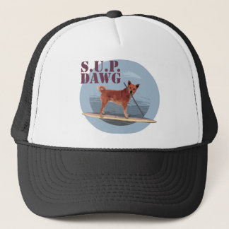 SUP Dawg hat
