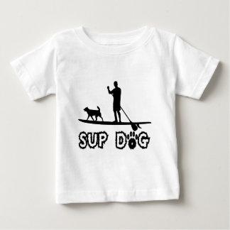 SUP Dog (Dude) Baby T-Shirt
