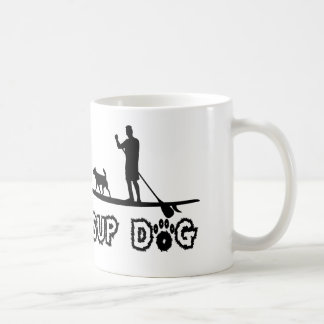 SUP Dog (Dude) Coffee Mug