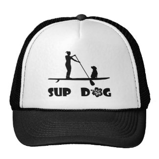 SUP Dog Sitting Cap