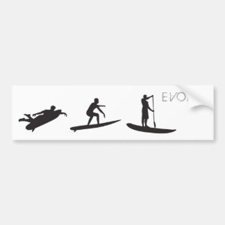 SUP Evolve Bumper Sticker