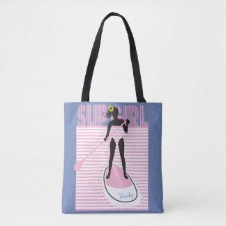SUP Girl Tote Bag