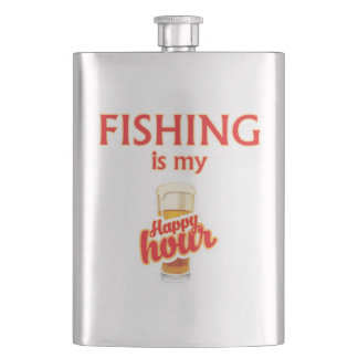 SUP Logo (parody) Hip Flask